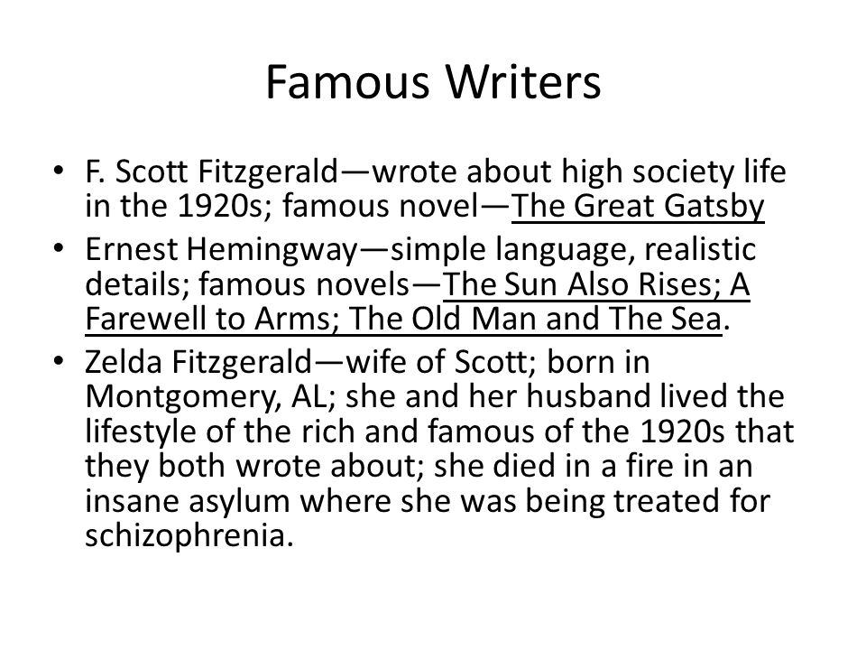 the rich and famous in the 1920s in the novel the great gatsby by f scott fitzgerald F scott fitzgerald the great gatsby and the roaring twenties  the time of famous gangsters like al  the great gatsby - the great gatsby the 1920s and the.