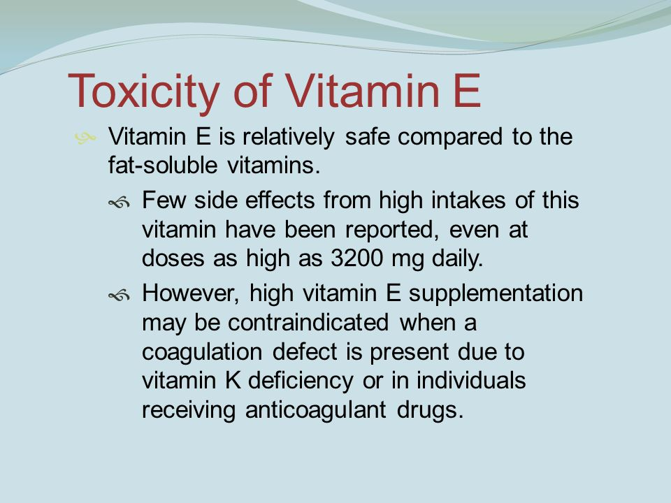 Unit 8: Fat Soluble Vitamins - ppt download
