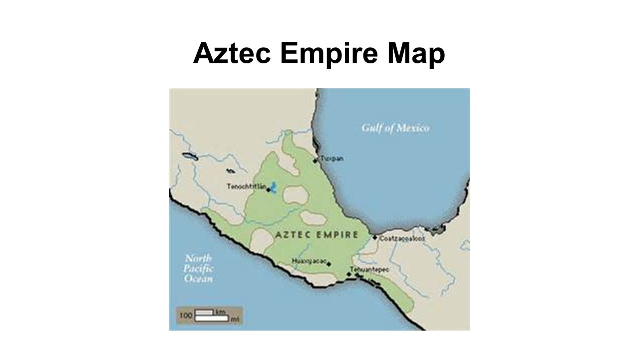 aztec empire Describes the history, geography, culture, and people of the aztec empire,  including information on the city of tenochtitlan.