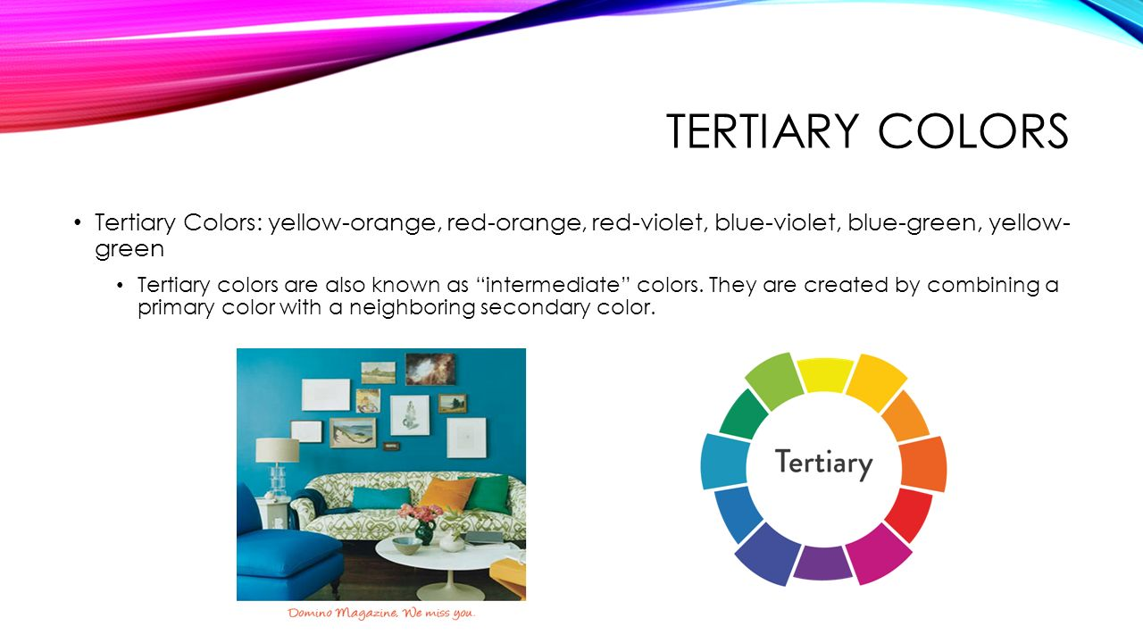 Color Implement Color Terminology And The Components