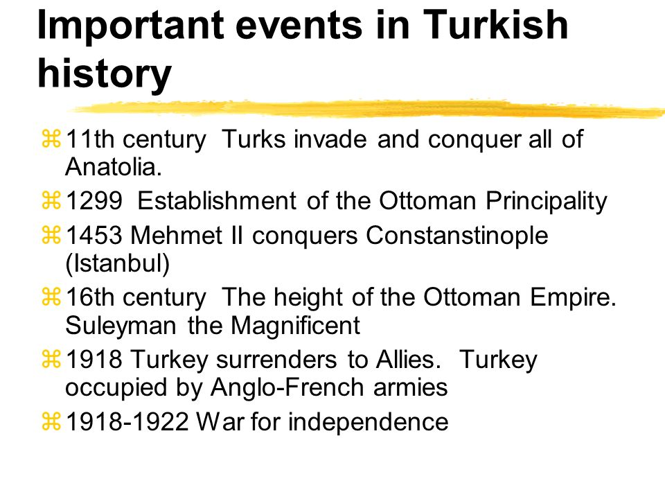 turkish historical thesis This study aims to examine the foreign policy of azerbaijan toward turkey in a historical perspective on the one hand and to the thesis argues that.