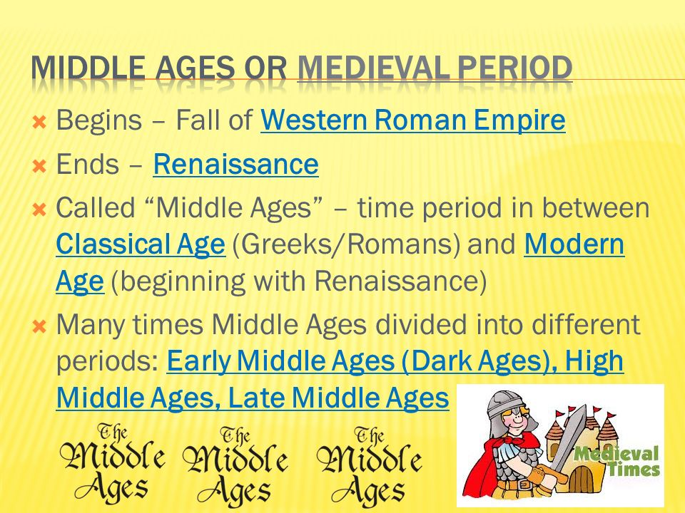 History of Early Medieval Europe