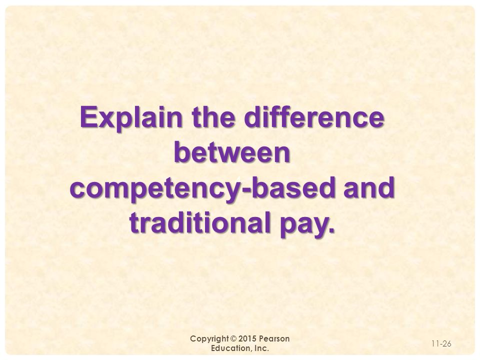 difference between competency modelling and traditional Read what is (or should be) the difference between competency modeling and traditional job analysis, human resource management review on deepdyve, the largest online rental service for.