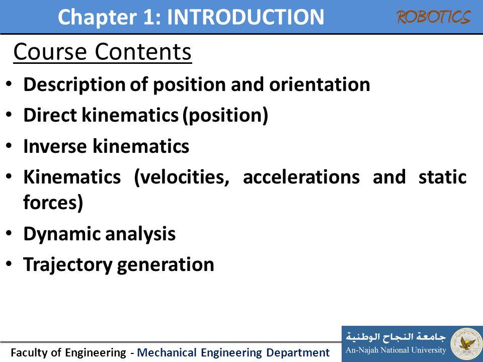 Introduction Robot Aim Characteristics Ppt Video Online