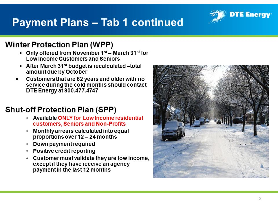 Welcome To DTE Energy Customer Support Network October Ppt Video - Dte home protection plan