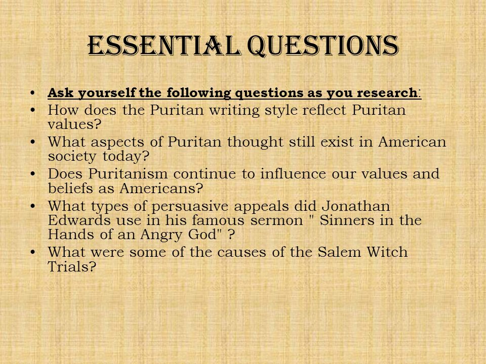 "puritans writing style ""how can you learn to understand puritan's writing style"" it's not difficult to understand, at all it's not like trying to read old english it might be a bit difficult for a person to read who normally only reads graphic novels, romance novels ."