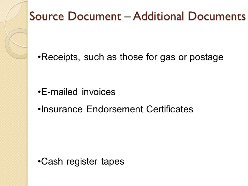 Hilton Receipt Pdf Source Documents Textbook Pages  Ppt Video Online Download Neat Receipt Scanner Driver with Cash Receipt Doc  Source Document  Additional Documents Receipts Such As Those For Gas Or  Postage Ed Invoices Insurance Endorsement Certificates Cash Register Tapes Consulting Invoice Example Excel