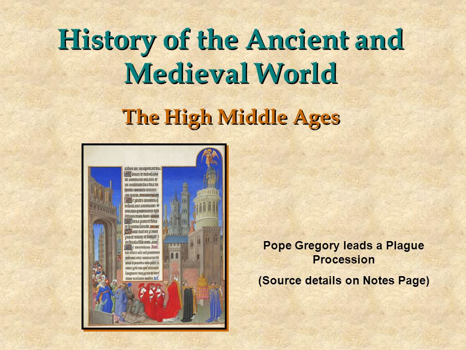 world history high middle ages Susan wise bauer's story of the world homeschool history curriculum is an integrated approach to the history of the the middle ages (story of the world level 2).