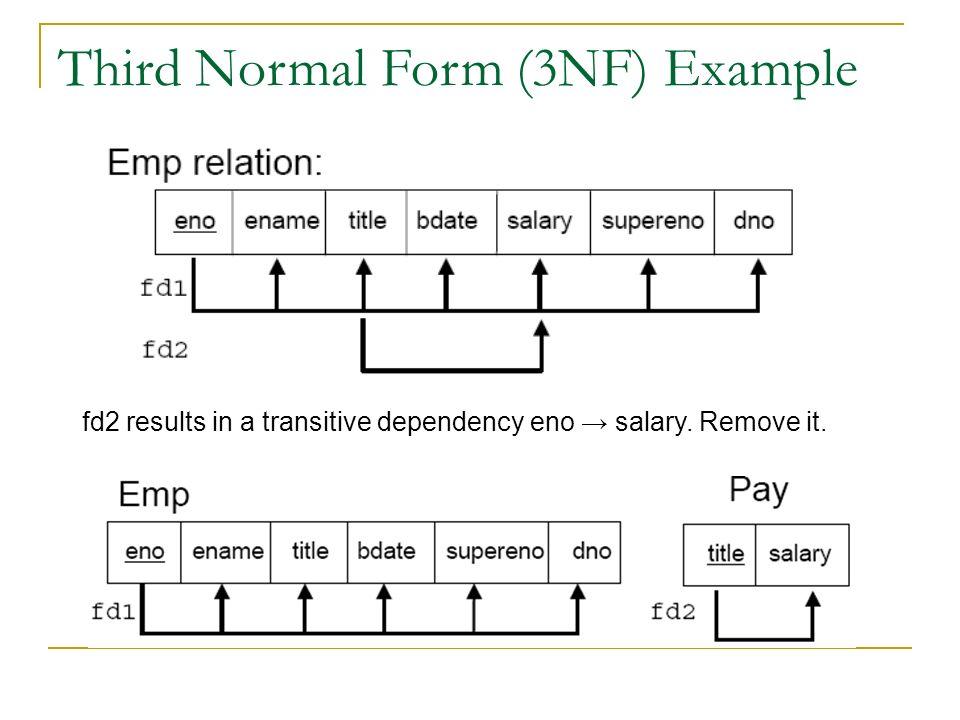 Normalization ppt video online download for 3nf table design