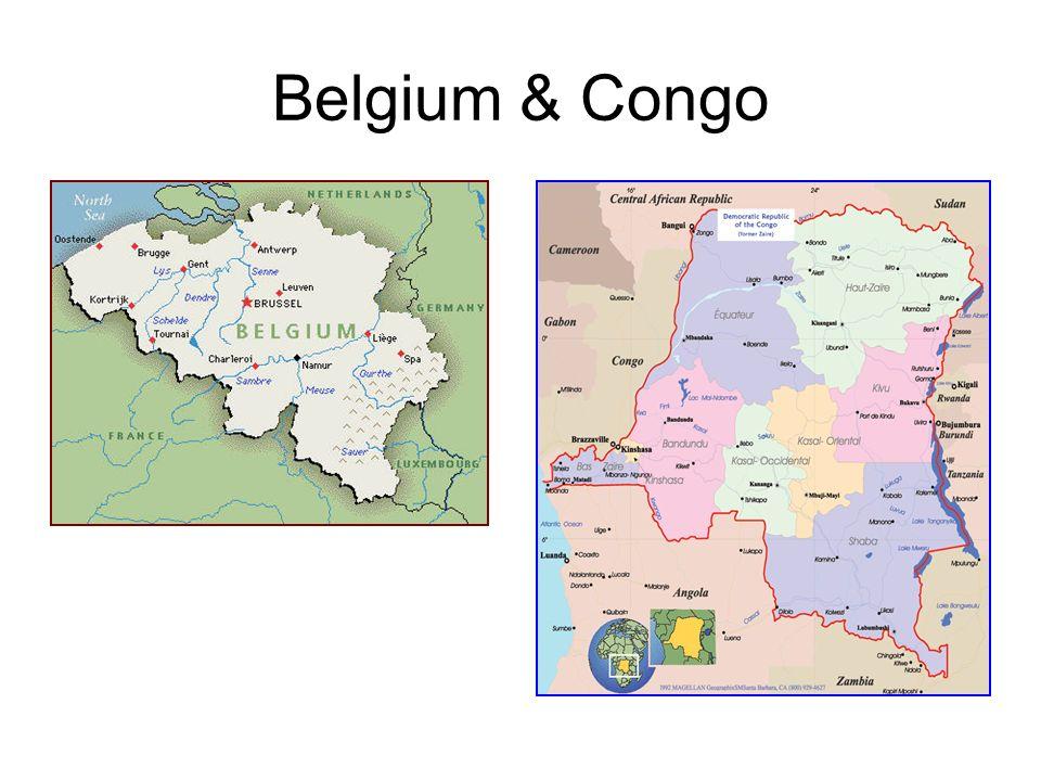 Belgium & Congo