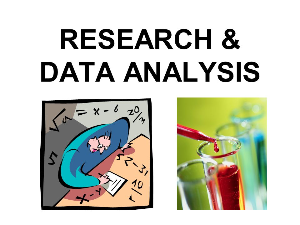Research & Data Analysis - Ppt Video Online Download
