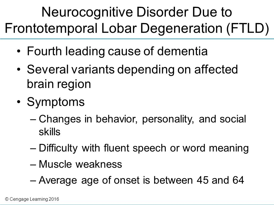 an overview of the signs and symptoms neurocognitive disorders Overview signs & symptoms diseases & disorders treatments previous home help next the proximal segment of the large intestine, it is short and pouch-like.