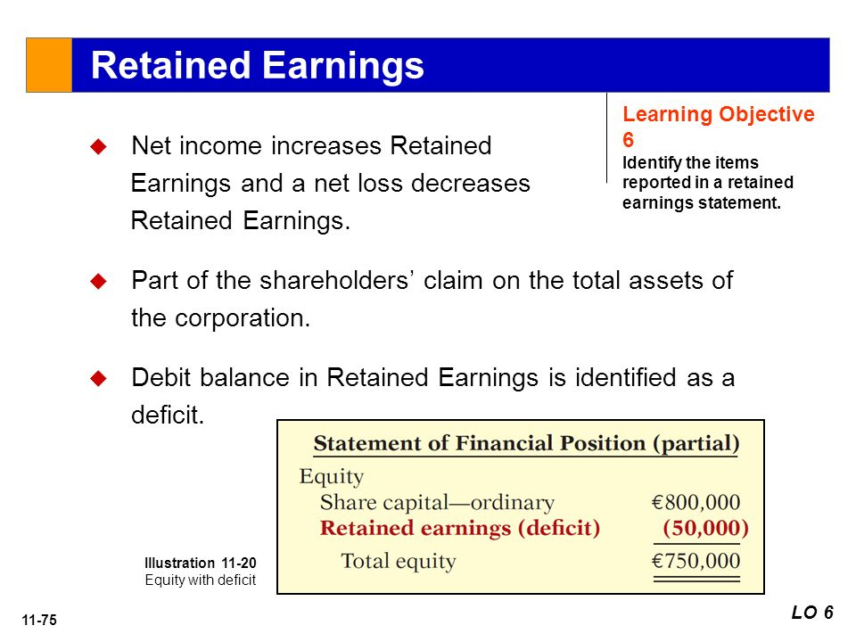 how to solve for beginning retained earnings