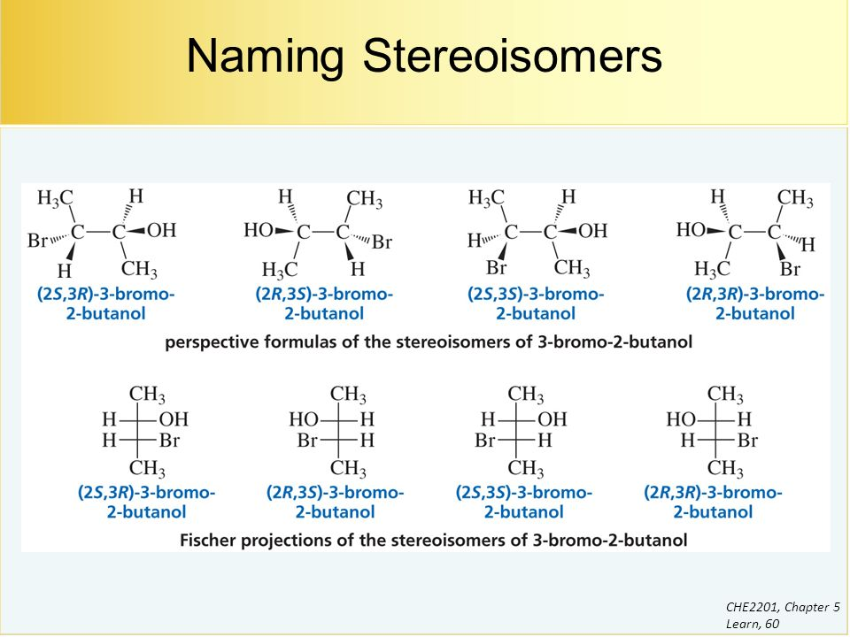 how to find number of stereoisomers