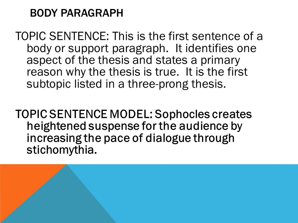 Expository Essay Sample