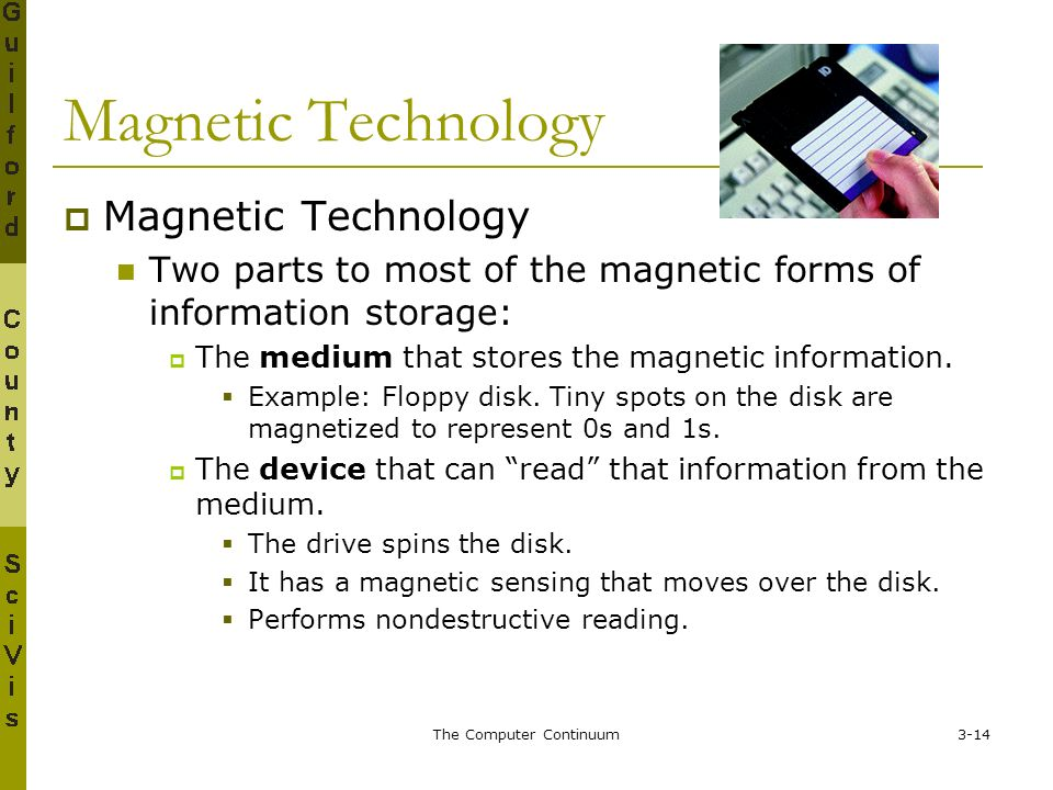 """the magnetic technology of the computer The digital equipment corporation invented the digital linear tape (dlt), an alternative to the magnetic tape technology used for computer storage 1994 compact flash compactflash (cf), also known as """"flash drives,"""" used flash memory in an enclosed disc to save digital data."""