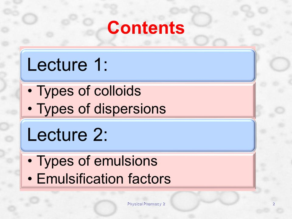 types of colloids the - photo #45