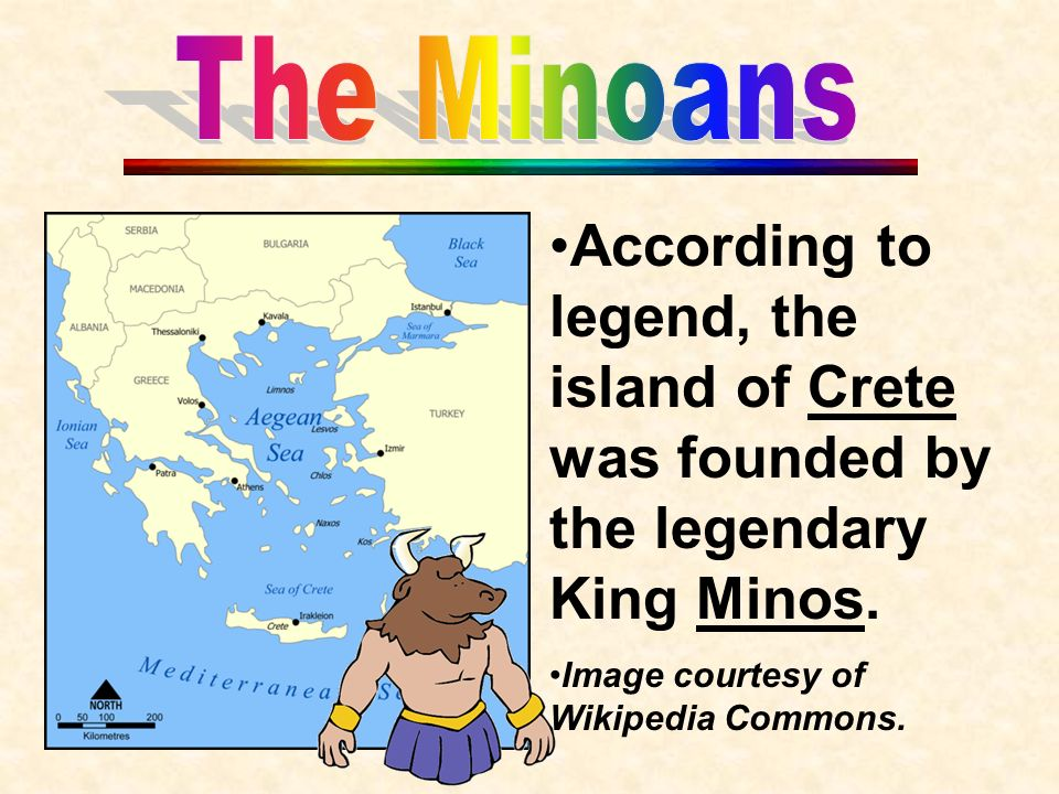 Myths of Crete & Pre-Hellenic Europe