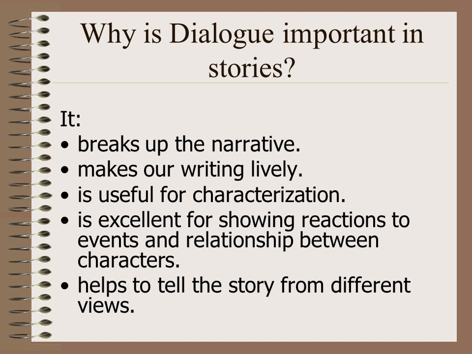 dialogue about the importance of curricular The importance and role of curriculum this administrative/peer review at the division level is an important part of the curriculum the content of conversation.