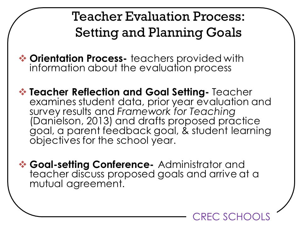 Teacher Evaluation Overview - Ppt Video Online Download