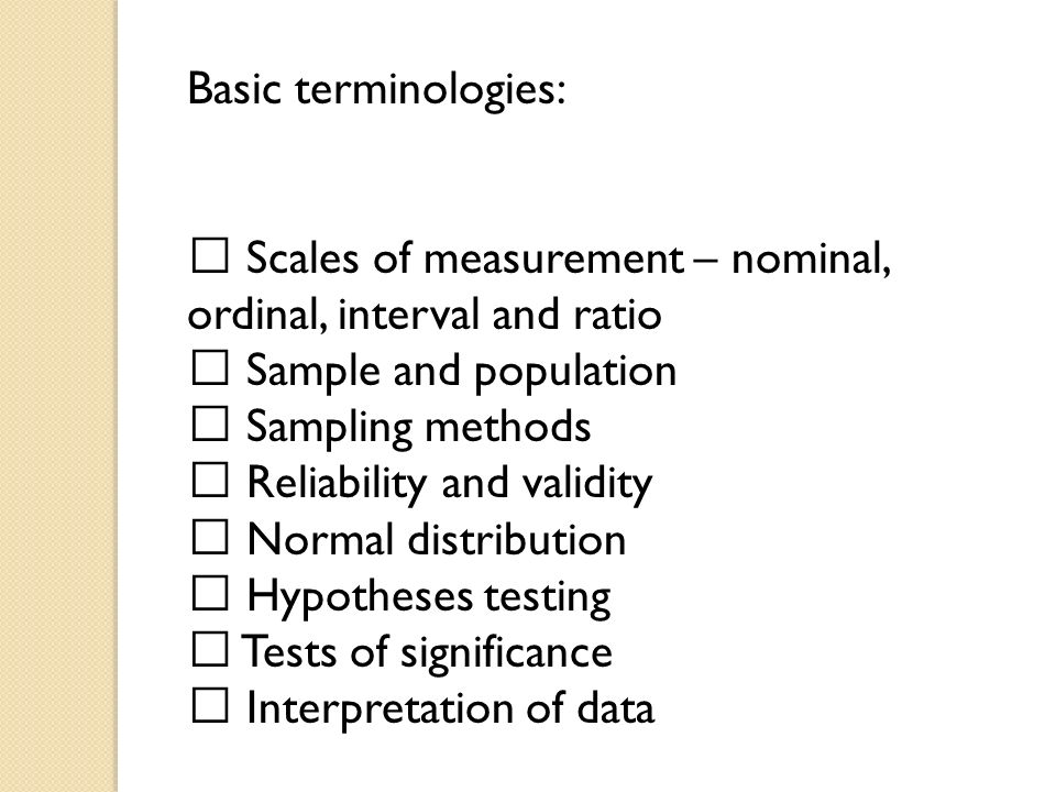 types of data nominal ordinal interval ratio pdf