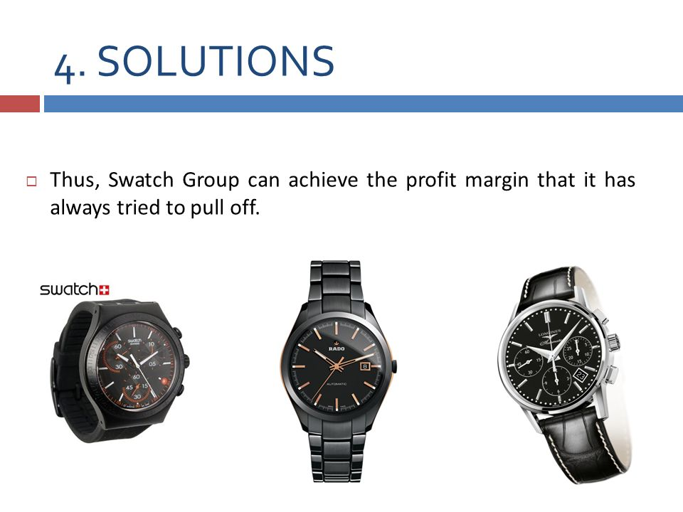 company analysis of rado watch The watches from rado use materials including  the 1962 diastar 1 is one of  the company's.