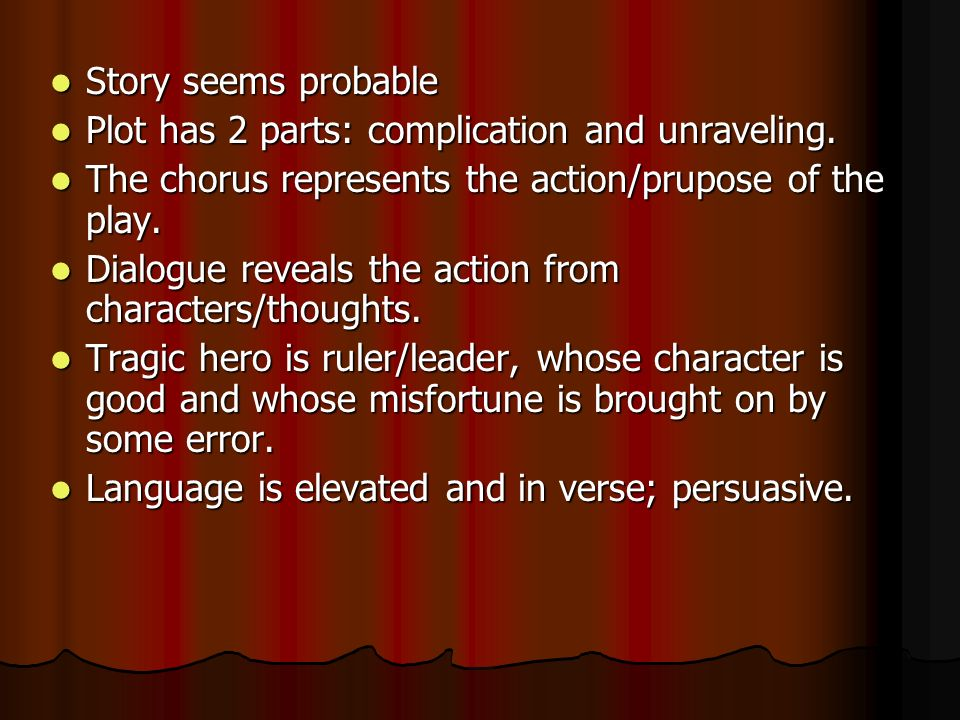a comparison of leadership characteristics in oedipus rex and antigone Creon in antigone and oedipus rex on that the character called creon serves when making this comparison to end up with valuable and strong.