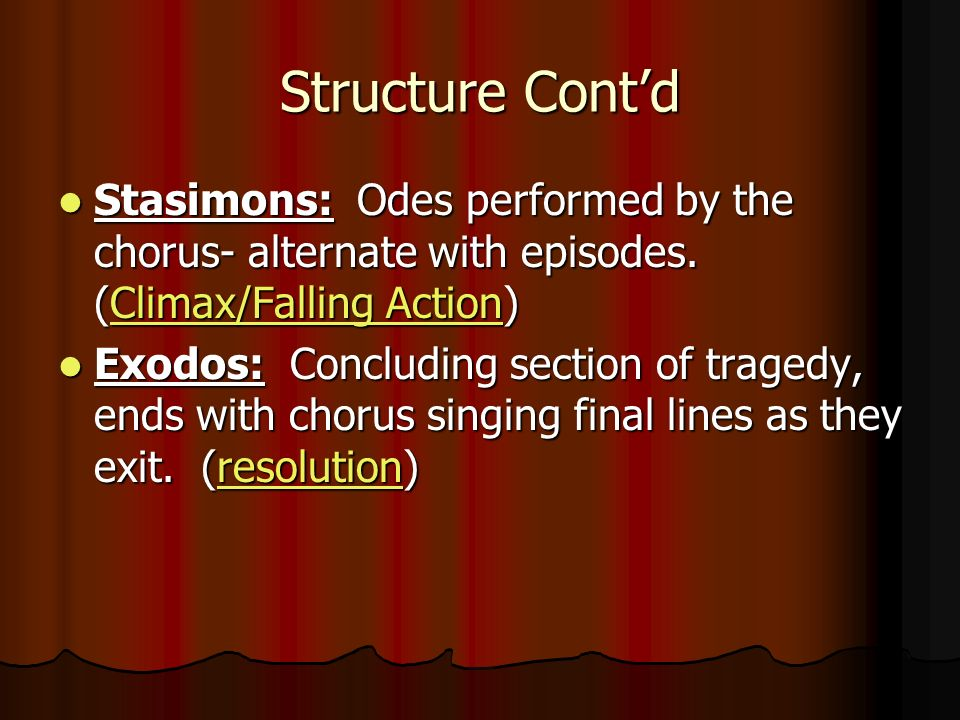 conflicts and resolutions in antigone a tragedy by sophocles Sophocles' oedipus at colonus, it would seem, is an exercise in closure  can  be no escape from the tragic in the resolution of conflict or in the.
