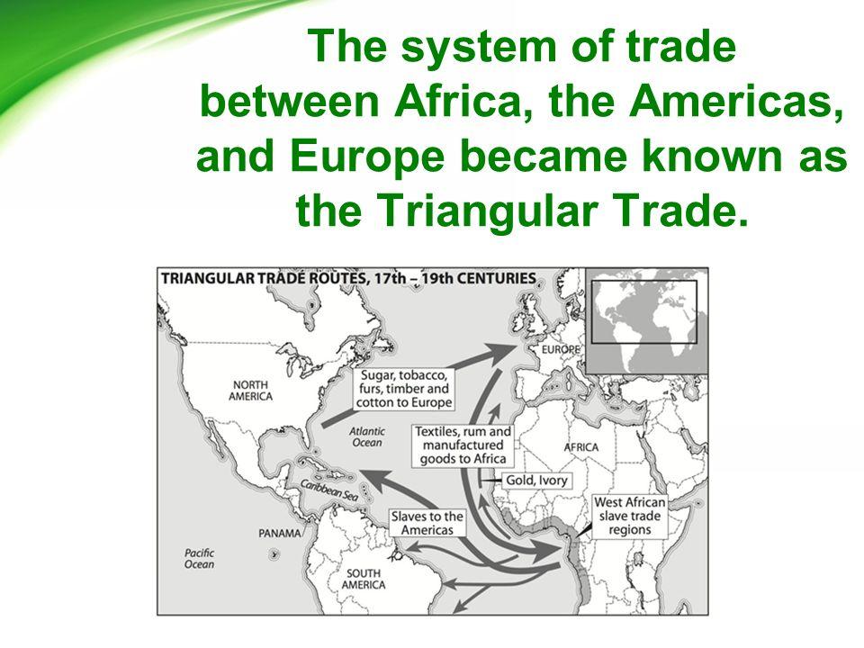 Triangular trading system
