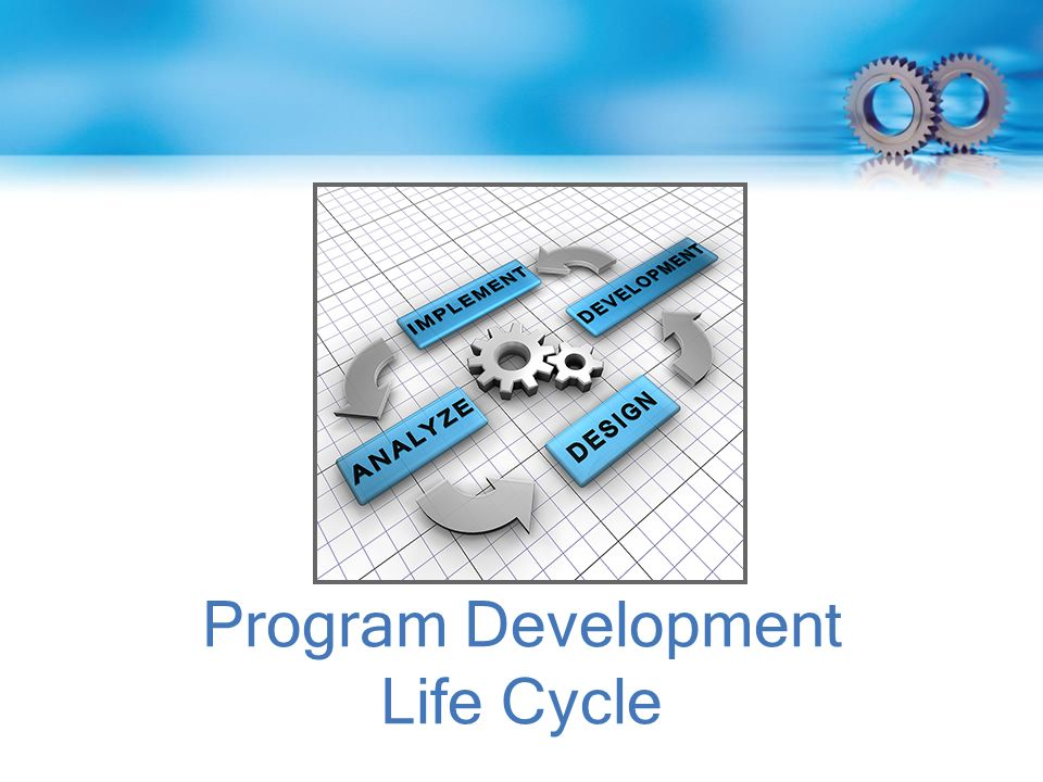 program development life cycle pdf