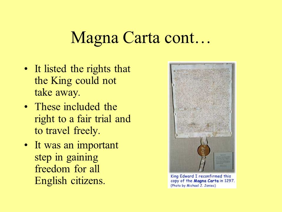 magna carta document summary pdf