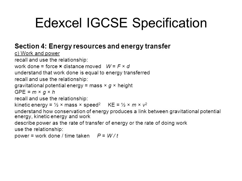 edexcel igcse specification Edexcel biology igcse (4bi0) specification exam january 2018-january 2019.