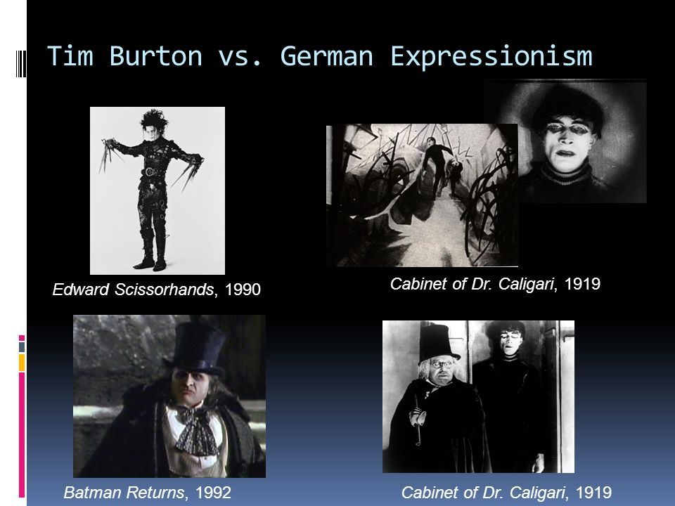 Movie movements that defined cinema: German Expressionism