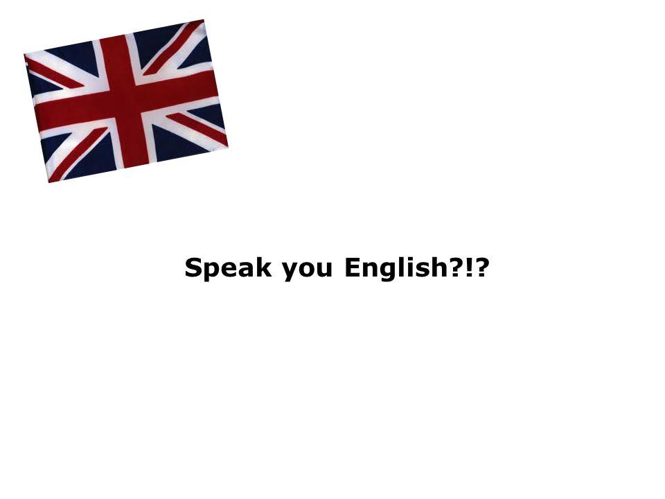 28/03/2017 Speak you English !. KYRACOM Training Haarenstr.