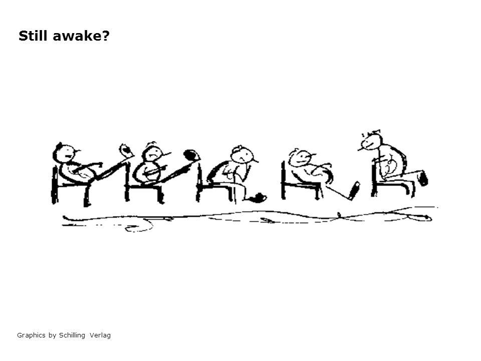 Still awake Graphics by Schilling Verlag