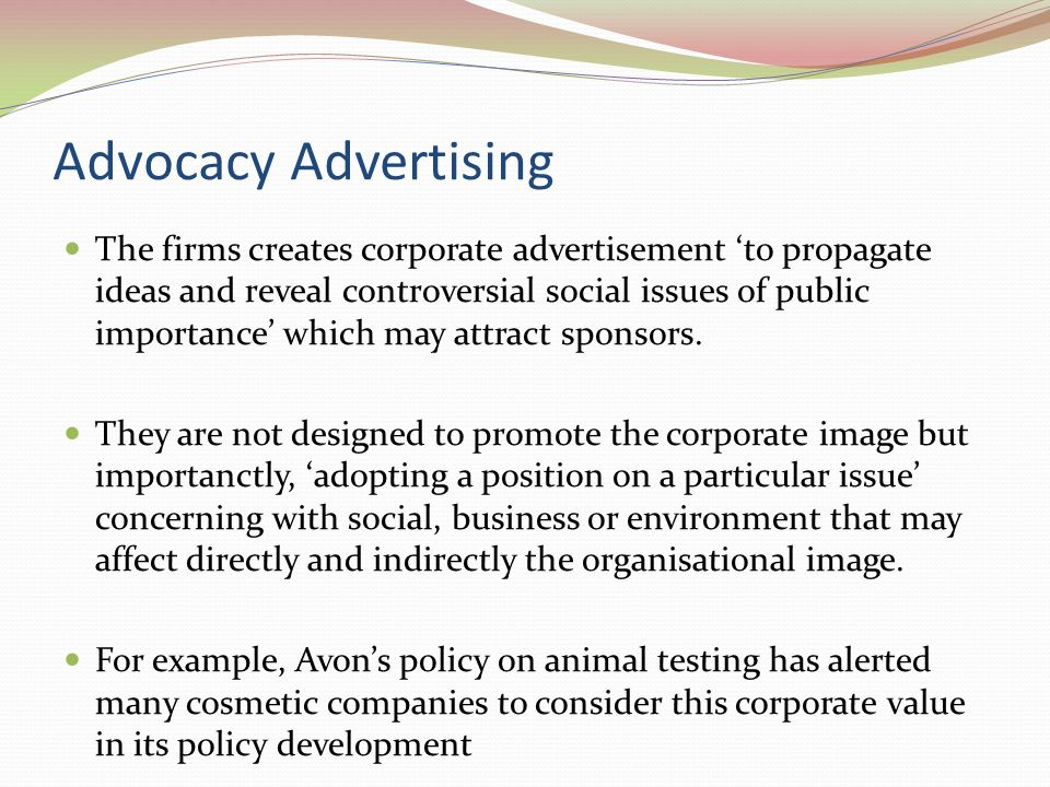 LECTURE 8 International Corporate Advertising - ppt video ...