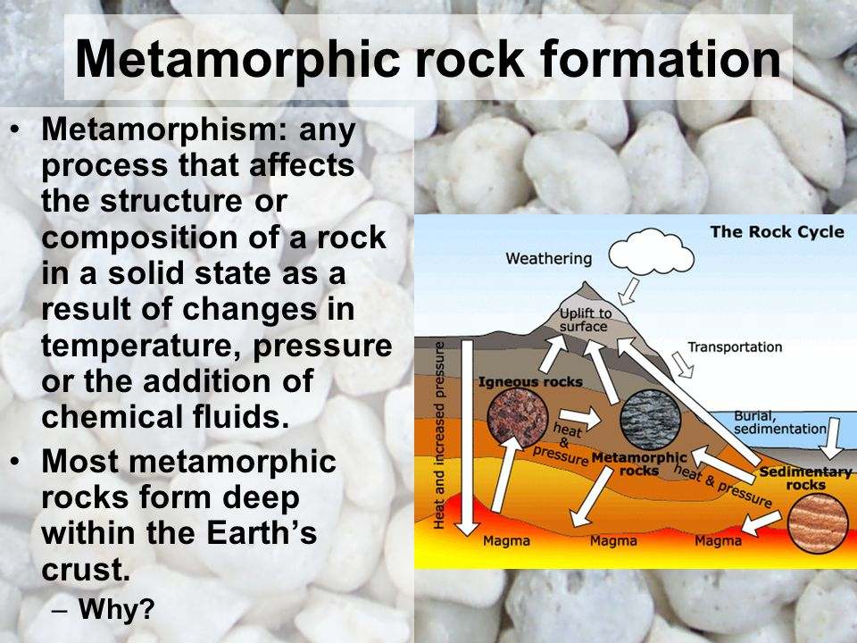 Chapter 4- Rocks Earth Science White lava rock. - ppt video online ...