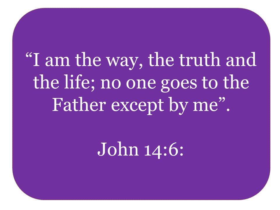 Anonymous Quote I Am The Way The Way The Truth And The: Revision Quotes Revision Quotes Christianity.