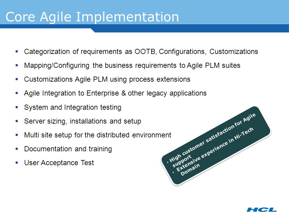 Hcl Plm Centre Of Excellence Ppt Video Online Download