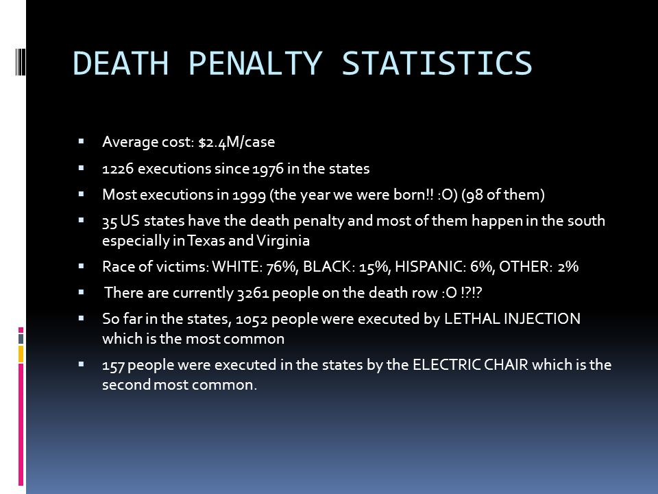 death penalty 2nd draft The death penalty the death penalty is a punishment for a criminal offense by death, also called capital punishment usual methods of the death penalty include hanging, electrocution, lethal injection, lethal gas or firing squad.
