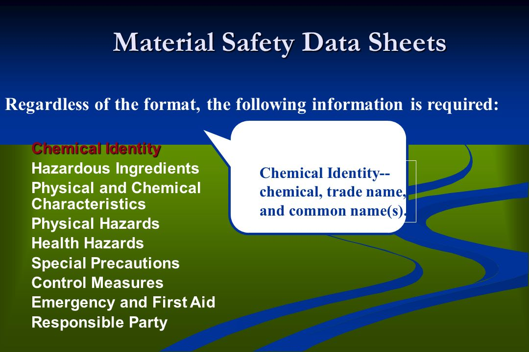 material safety precautions Do not handle until all safety precautions have been read and understood use personal protective equipment as required  general advice show this safety data sheet to the doctor in attendance eye contact rinse thoroughly with plenty of water eyelids if.