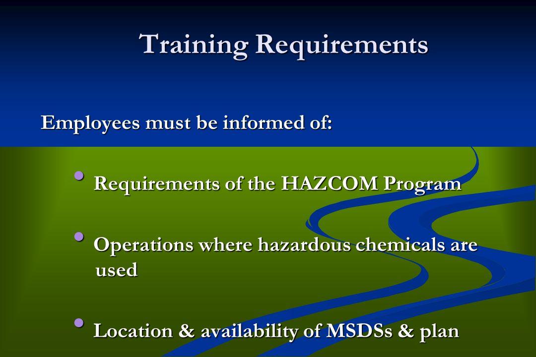 Hazard Communication. - ppt download