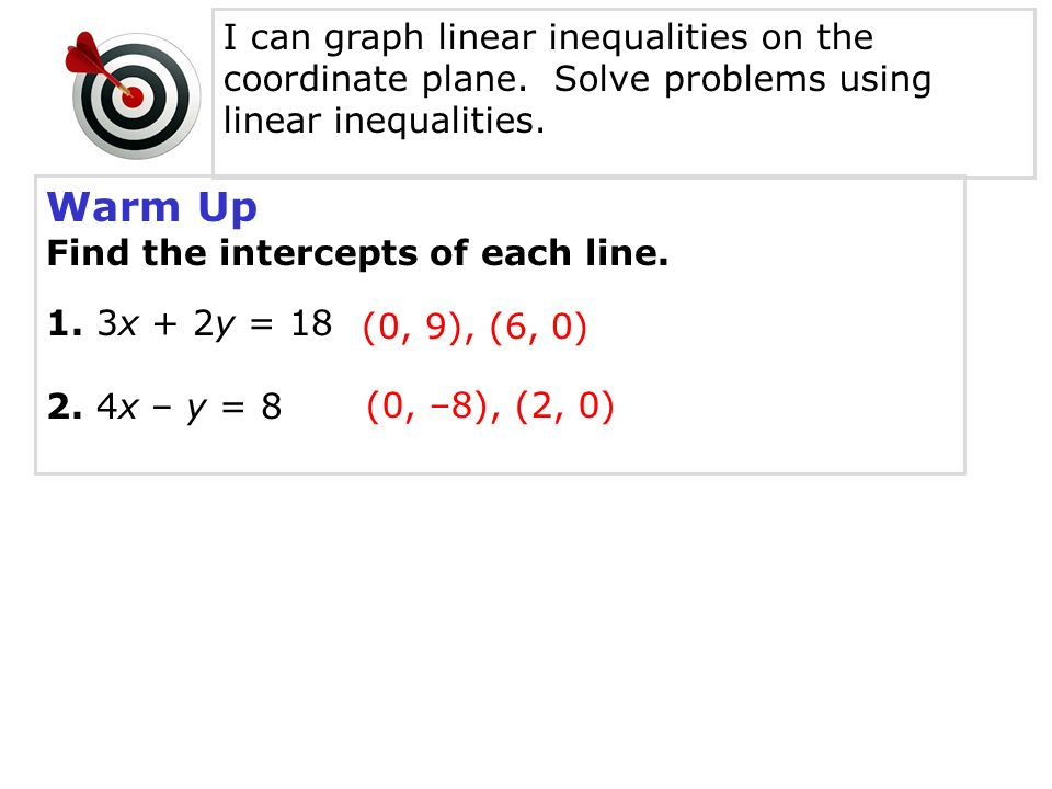 I Can Graph Linear Inequalities On The Coordinate Plane Ppt Video. I Can Graph Linear Inequalities On The Coordinate Plane. Worksheet. Graphing Inequalities In Two Variables Worksheet 6 6 Answers At Clickcart.co