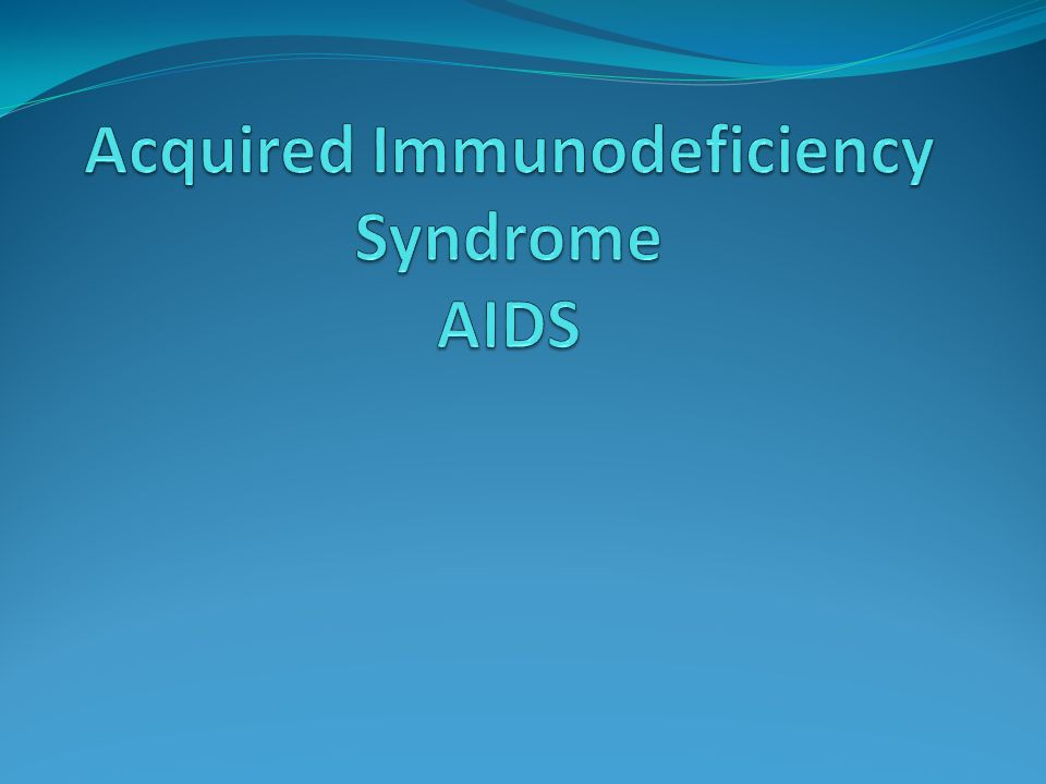 an analysis of the topic of the acquired immunodeficiency syndrome Data analysis and synthesis  aids acquired immunodeficiency syndrome  references of topic-related systematic reviews and the included studies.