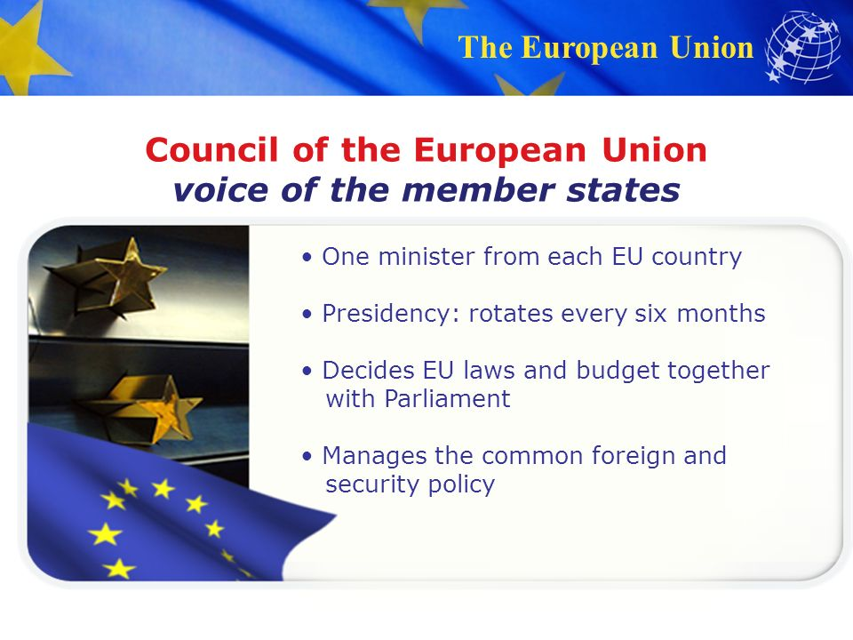 the functions of the council of the europen union and its practice Means, in practice legislative functions generally, it is the european how the european union works.