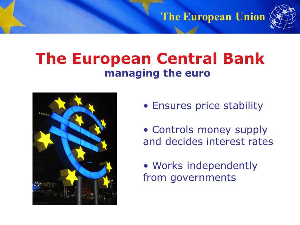 The European Union How Does The Structure Of Government