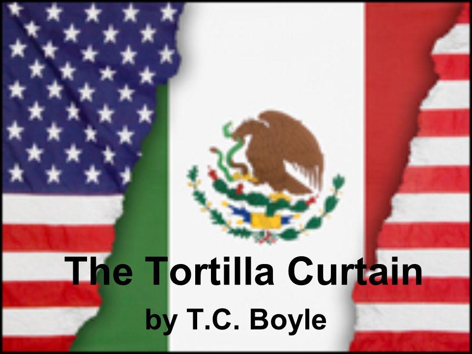tortilla curtain questions