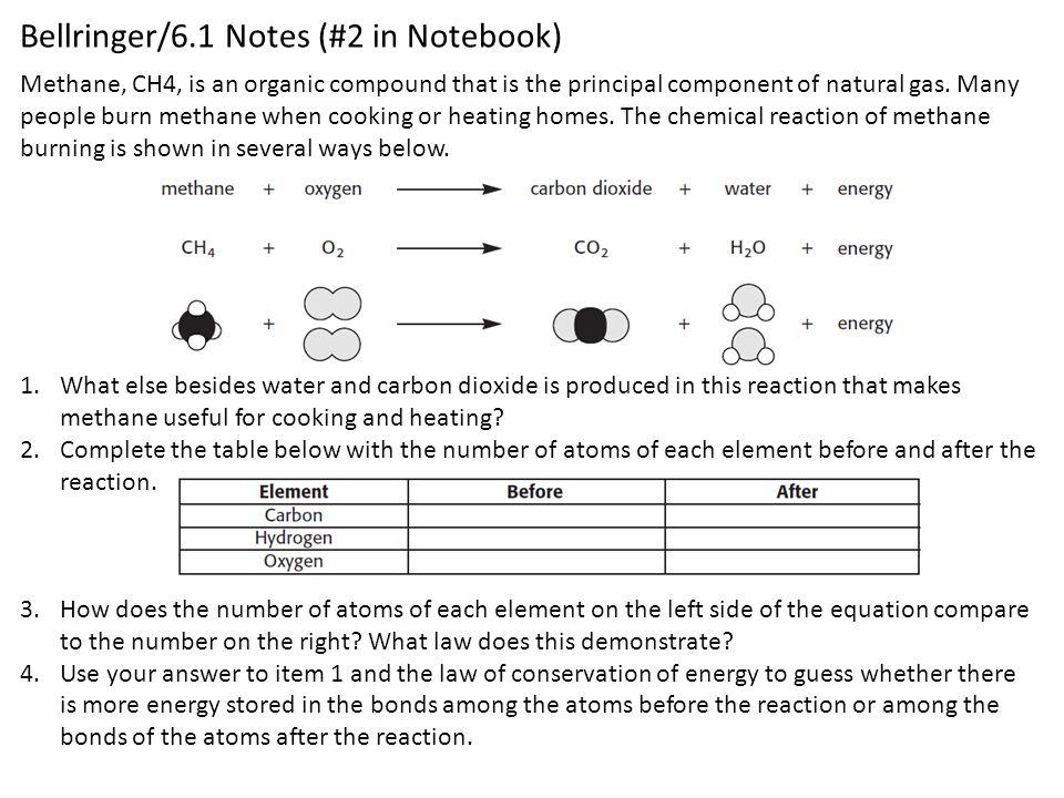 Bellringer/6.1 Notes (#2 in Notebook) - ppt download