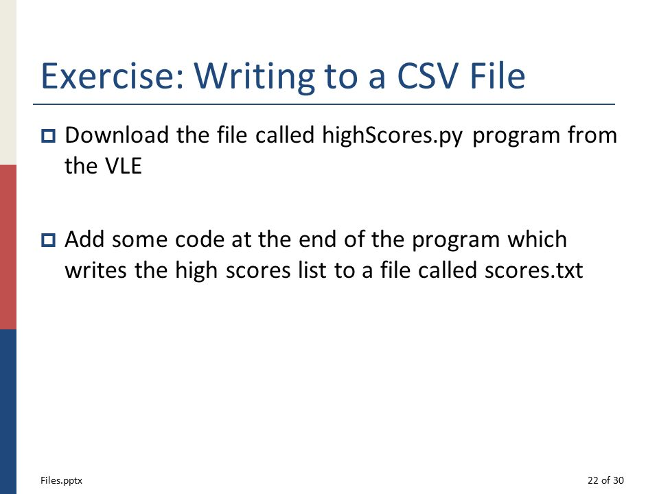 write and download csv file in php