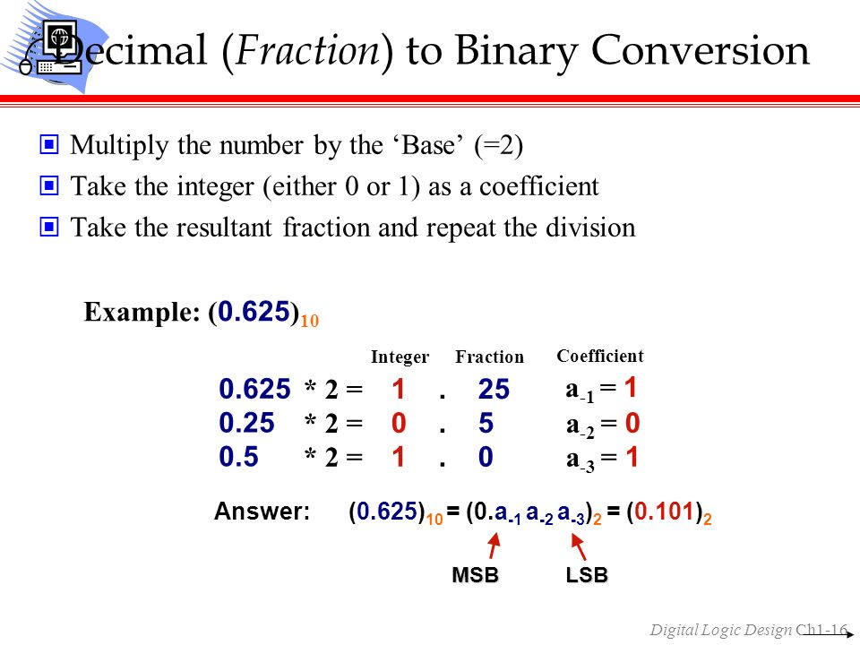 binary to decimal examples pdf